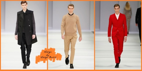 Hugo by Hugo Boss FW 13 Paris