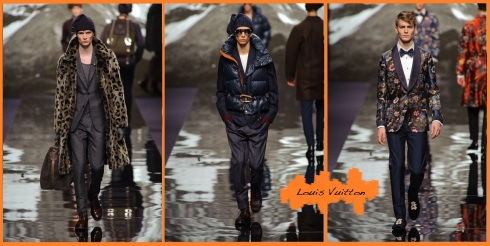 Louis Vuitton FW 13 Paris