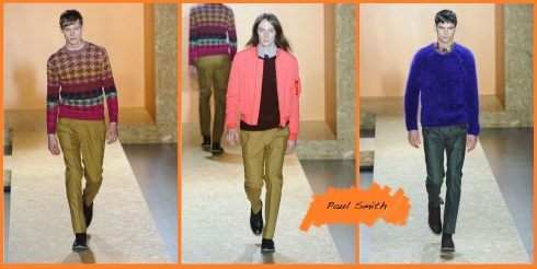 Paul Smith FW 13 Paris