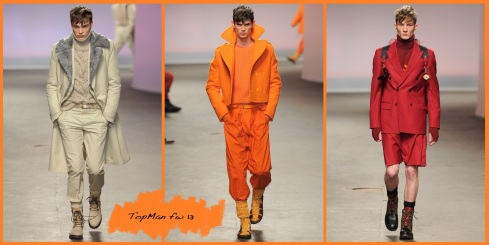 TopMan FW 13 London