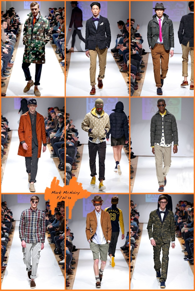 Anorexic Escapades Mark McNairy FW 13 New York