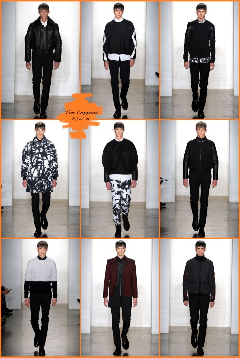 Anorexic Escapades Tim Coppens FW 13 New York