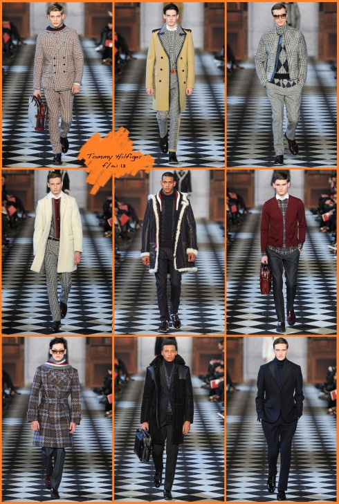 Tommy Hilfiger Fall 2013 New York Fashion Week