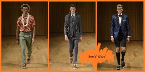 David Hart spring-summer 14