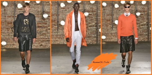 Kenneth Cole spring-summer 14