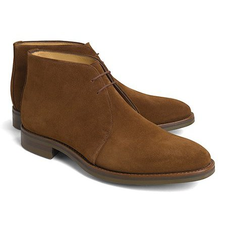 Peal & Co Chukka Boots
