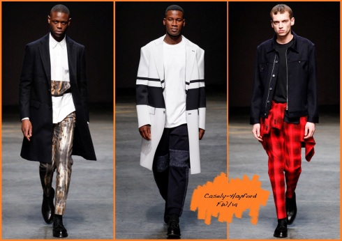 Casely-Hayford FW14