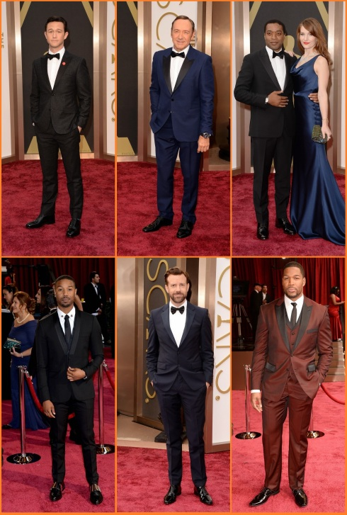 Oscar 2014 Best Dress Men
