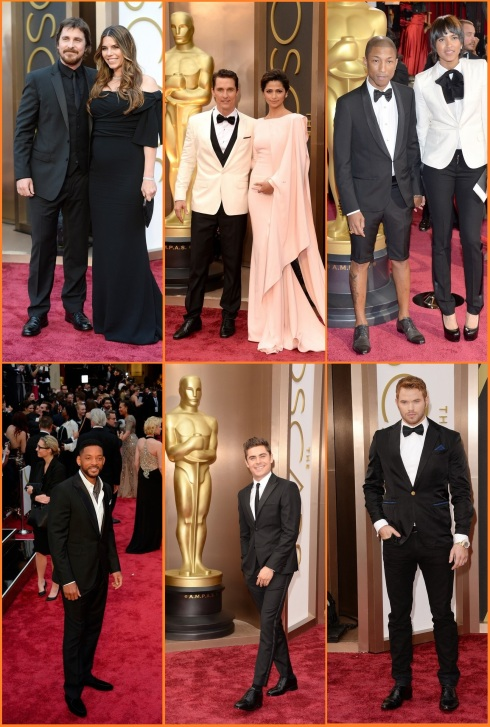 Oscar 2014 Worst Dress Men