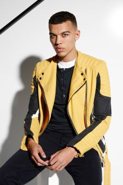 Dudley O'Shaughnessy for Balmain Spring Summer 2015 (12)