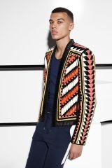 Dudley O'Shaughnessy for Balmain Spring Summer 2015 (18)