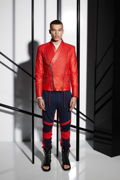 Dudley O'Shaughnessy for Balmain Spring Summer 2015 (26)