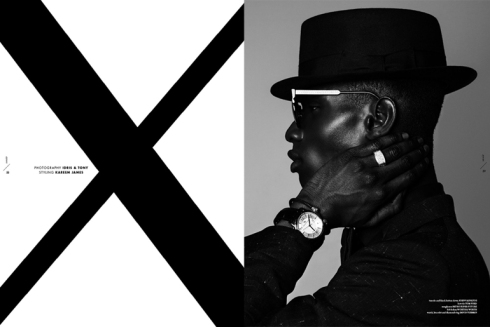 X by Idris & Tony (1)