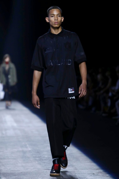 Alexander Wang Ready to Wear Spring Summer 2016 Collection in New York